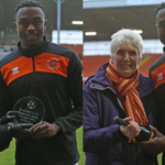 Rangers fans react to Joe Dodoo Player and Goal of the Month for November