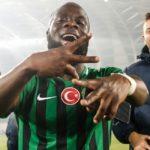 Elvis Manu: Akhisar Genclik Spor forward happy to shake off injury to score in win over Fenerbahce