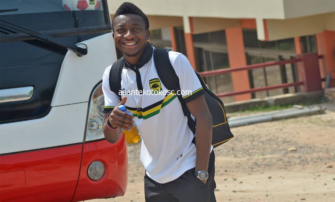 We are very confident that we are going to win against Zesco United- Felix Annan
