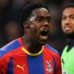 Jeffrey Schlupp starts for Crystal Palace against Chelsea