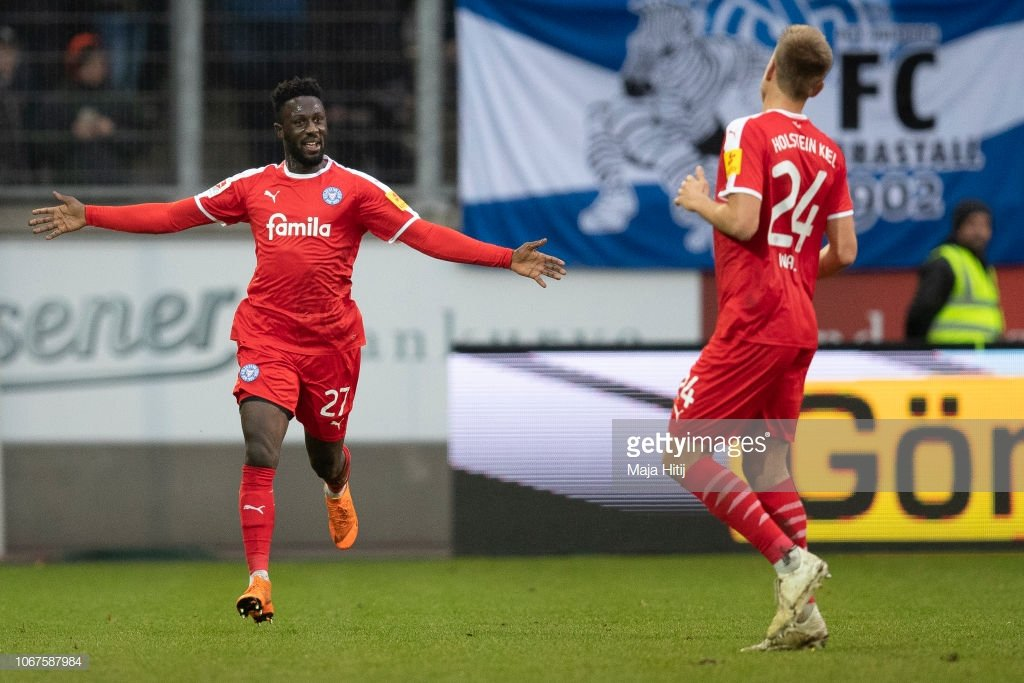 Performance of Ghanaian players abroad wrap up: Asamoah, Yeboah, Chibsah dazzle, Schindler on target again in Germany as Yiadom makes injury return in Serbia