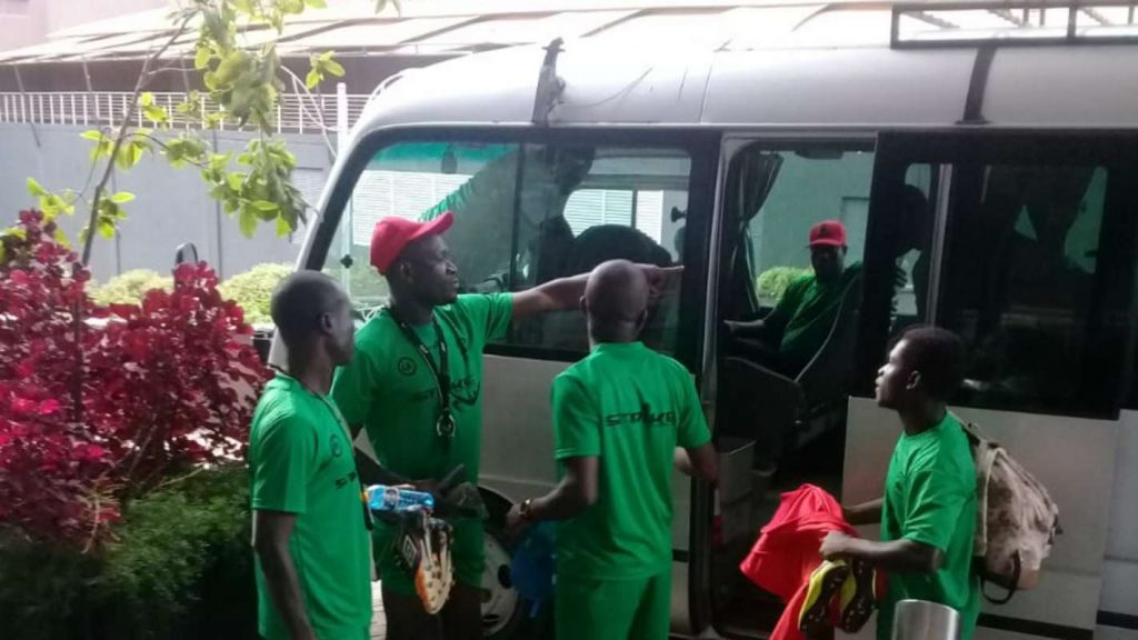 CAF Confederation Cup: Asante Kotoko coach C.K Akunnor not alarmed by Kariobangi Sharks \'negative\' tactics