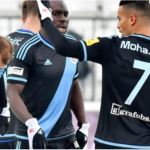 Ghanaian defender Mitch Apau bags third league goal for Slovan Bratislava in Slovakian top-flight