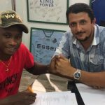 Former Ghana U20 winger Prosper Kasim signs for USL side Birmingham Legion FC