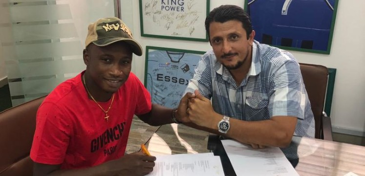 Former Ghana U20 winger Prosper Kasim signs for USL side Birmingham Legion FC