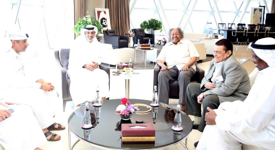 Sudan FA moves to strengthen relationship with Qatar FA
