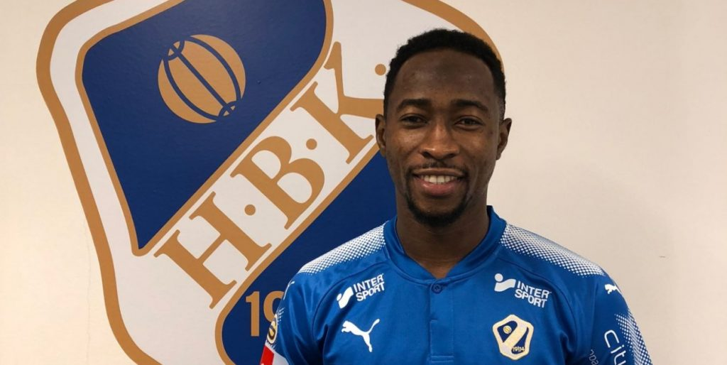 Ghana's Sadat Karim eyes Swedish top-flight qualification with new club Halmstads BK
