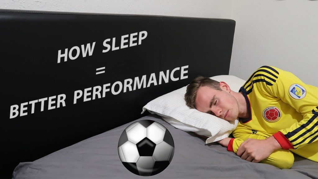 The top 4 reasons why footballers must get a good night of sleep
