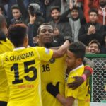 Abednego Tetteh provides assist as Real Kashmir share spoils with Gokulam in Indian second-tier
