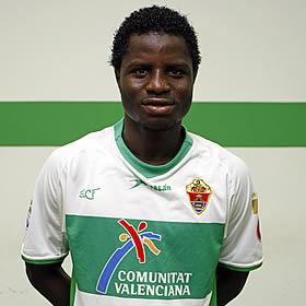 Elche chiefs try to mitigate Mubarak Wakaso's court case by paying €300,000