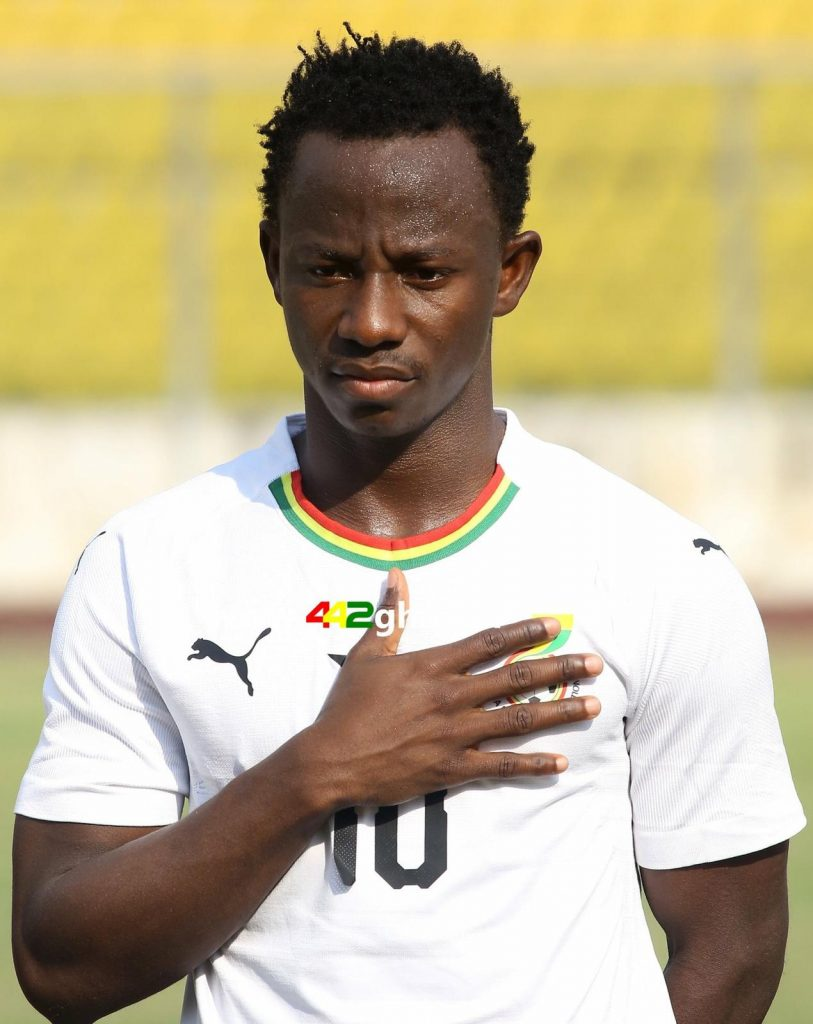 AFCON U-23 Qualifier : Foreign based players deserved to play- Meteors captain Yaw Yeboah