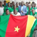 Coton Sports leave Yaoundé for Ghana ahead of Kotoko clash in CAFCC play-offs second leg