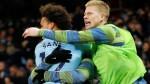 Manchester City close gap on Premier League leaders Liverpool to four points