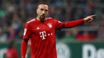 Bayern Munich's Ribery angrily hits back at criticism for eating gold-covered steak