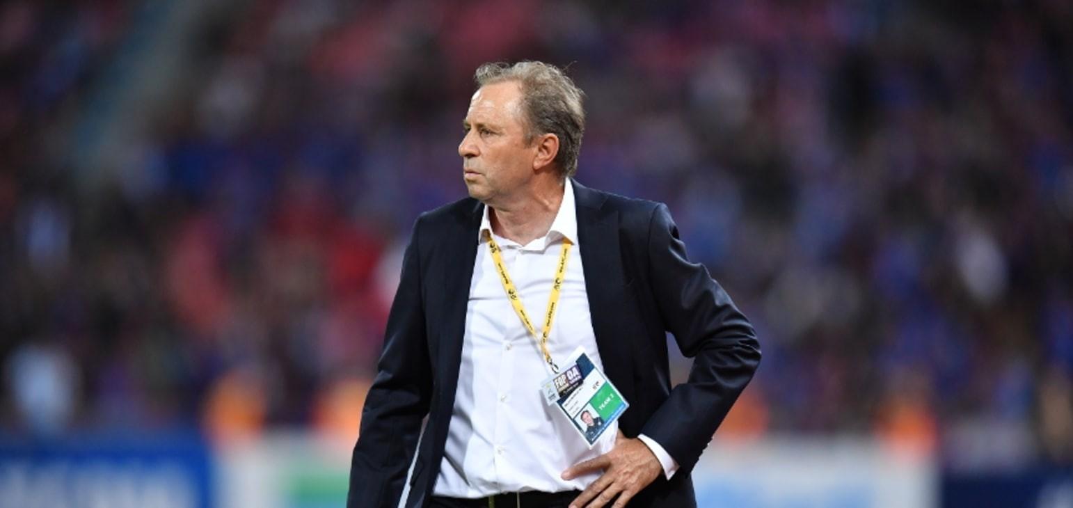 Thailand part company with former Ghana coach Milovan Rajevac