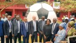 FIFA President Infantino, CAF President Ahmad conclude successful Guinea visit