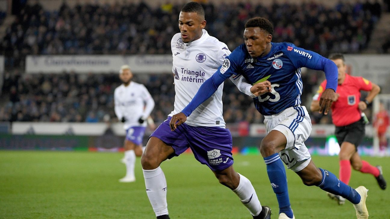Barcelona 'arrogance' over Jean-Clair Todibo signing blasted by Toulouse chief
