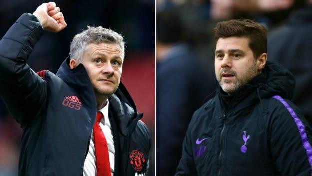 Image result for pochettino speaks about Ole Gunnar