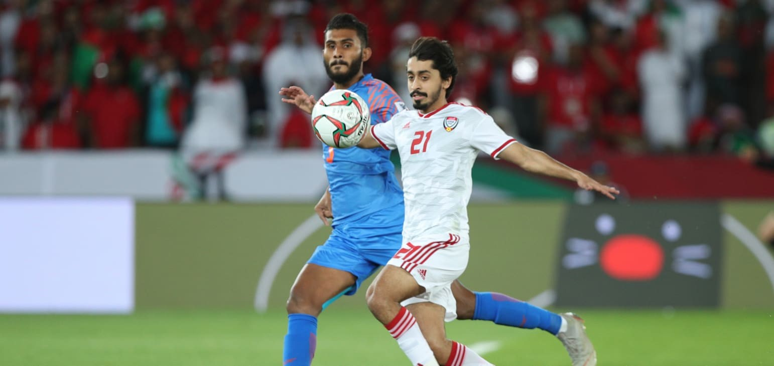 Mubarak targets more success after UAE victory