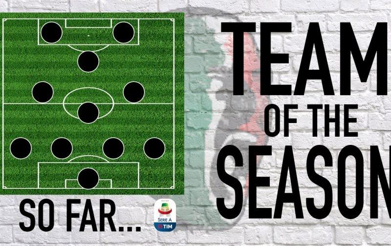 Serie A 2018/19: Team of the Season… So Far…