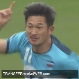 OFFICIAL - 52-year old Kazu MIURA extends for Yokohama FC