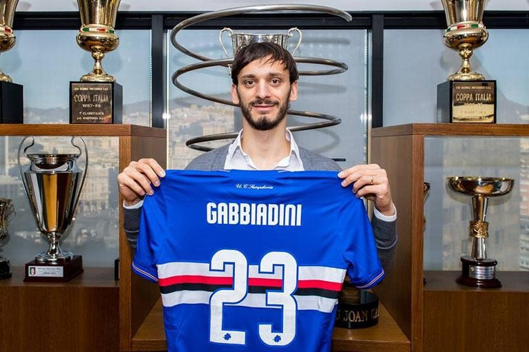 SAMPDORIA: GABBIADINI'S RETURN