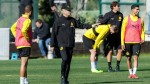 Borussia Dortmund's winter camp is as relaxed as ever, but they're firmly focused on winning the Bundesliga