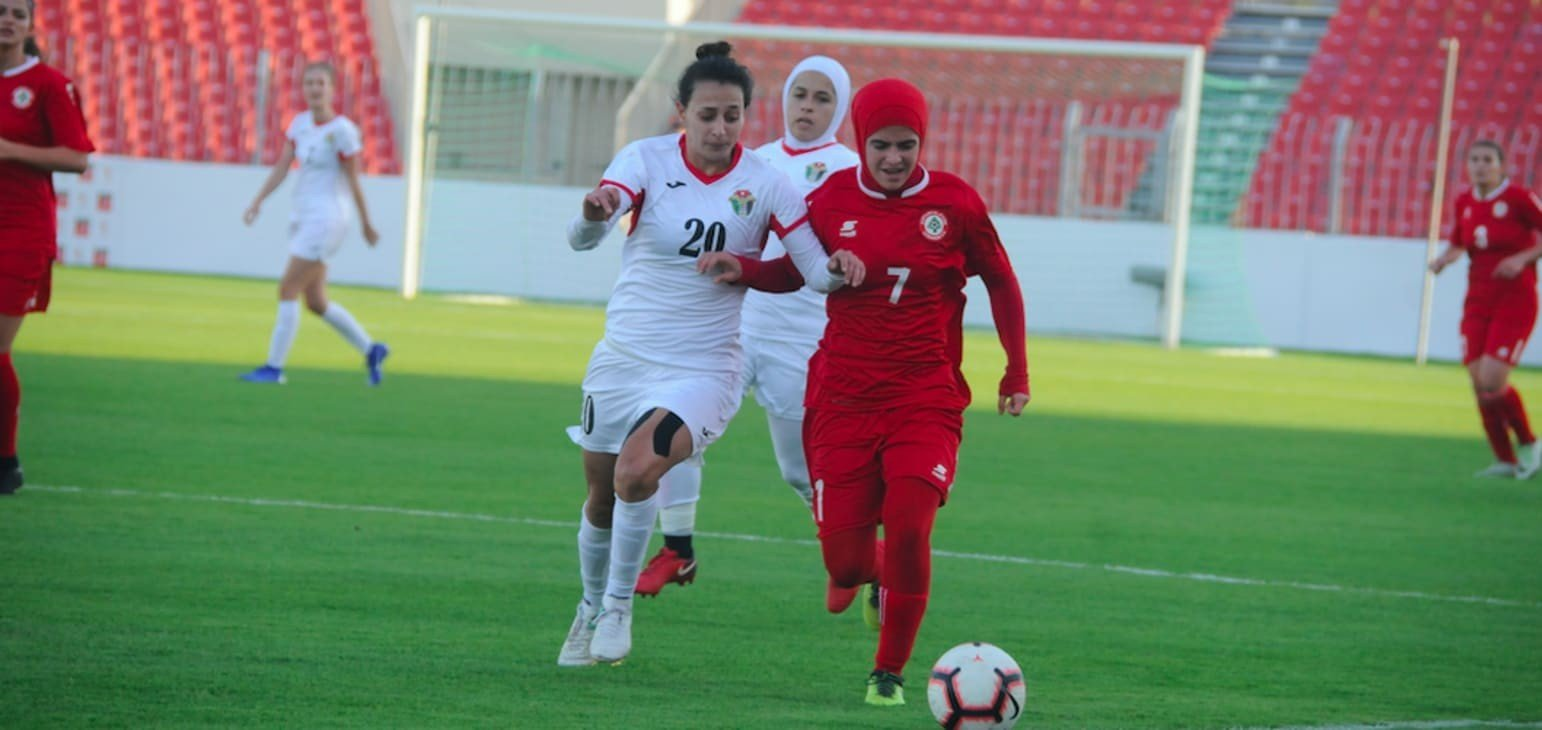 Jordan stay perfect, Palestine, UAE remain winless