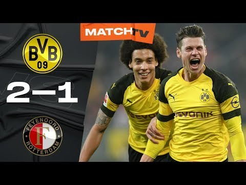Borussia Dortmund vs Feyenoord 2-1 Highlights & All Goals HD