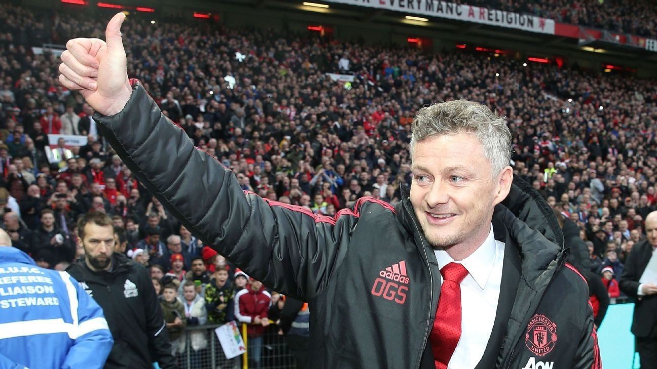Solskjaer to get Man United job full-time? Maybe if he wins the Champions League