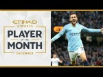 ETIHAD Player of the Month |  DECEMBER | Bernardo Silva