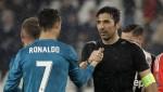 Buffon: I wish I'd had the chance to play alongside Cristiano Ronaldo at Juventus