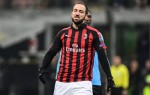AC Milan striker Higuain on bench for Supercoppa Italiana amidst Chelsea interest