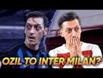 Arsenal To Sell Out Of Favour Mesut Ozil To Inter Milan?! | Transfer Talk