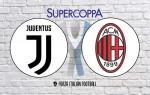 Supercoppa Italiana LIVE: Juventus v AC Milan