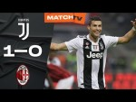 Juventus vs Milan 1-0 Highlights & All Goals HD