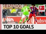 James, Reus, De Bruyne & Co. - Top 10 Goals Opening Fixtures of the Second Half of the Season