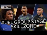 WILLIAN, NANI, PAYET: #UEL Group Stage SKILLZONE!!