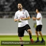 CHELSEA - closing in on the signing of Gonzalo Higuain