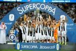 JUVENTUS WIN THE SUPERCOPPA ITALIANA