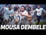 THANK YOU, MOUSA | 🙌 MOUSA DEMBELE'S BEST SPURS MOMENTS