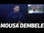 MOUSA DEMBELE'S FAREWELL INTERVIEW | ft. Jan Vertonghen's surprise appearance!