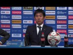 #AC2019 - M34 JPN vs. UZB - Post Match Press Conference