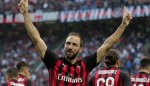 Higuain expected in London on Friday to complete Chelsea switch