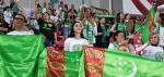 Turkmen playmaker Jemala Yagmurova inspires her country