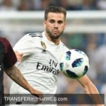REAL MADRID backliner NACHO between extension talks and AS Roma