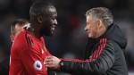 Lukaku's Manchester United dilemma similar to mine as player - Solskjaer's