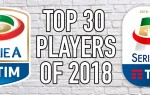 The Top 30 Serie A Players in 2018