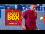 THE SECRET BOX CHALLENGE | Lenglet