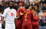 Roma avoid collapse to edge Torino in Olimpico thriller